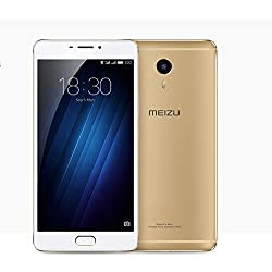 Original Meizu M3 Max Meilan Mobile Phone MTK Helio P10 Octa Core 6.0-inch 1920x1080 3GB RAM 64GB ROM 13MP Camera Fingerprint ID (Gold)