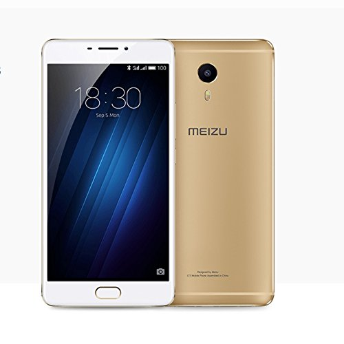Original Meizu M3 Max Meilan Mobile Phone MTK Helio P10 Octa Core 6.0-inch 1920x1080 3GB RAM 64GB ROM 13MP Camera...