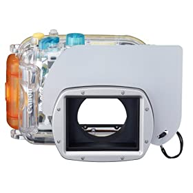 Canon WP-DC28 Waterproof Case for Canon PowerShot G10 Digital Cameras