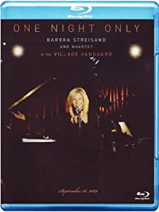 Barbra Streisand: One Night Only [Blu-ray]