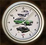 Quartz Wall Clock Ford Capri Mk2