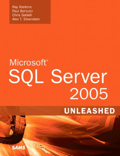 Microsoft Sql Server 2005 Unleashed