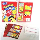 Image of Pokemon Collector's Series #1 Valentine's Day Cards and Envelopes - Set of 35