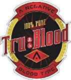 "True Blood Vinyl Decal Sticker 4"" Color"