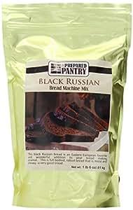 Amazon Com The Prepared Pantry Black Russian Bread