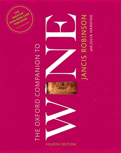 Download The Oxford Companion to Wine (Oxford Companions)