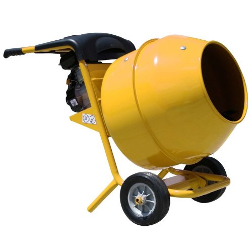 Pro-Series CMG5 Gas Cement Mixer, 5 Cubic Feet