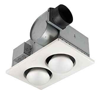 ventilation heater bath fan with lights bathroom fans. Black Bedroom Furniture Sets. Home Design Ideas