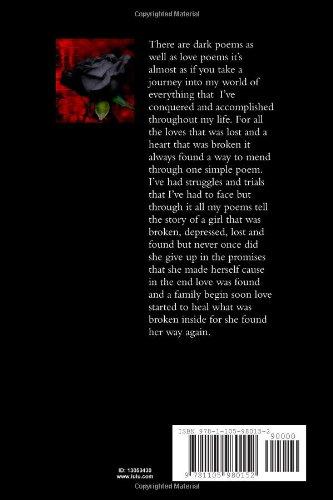 Black Roses Poems For the Soul