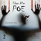 Edgar Allan Poe Audiobook Collection 2: William Wilson / The Masque of the Red Death | Edgar Allan Poe, Christopher Aruffo