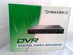 Maximus Pixel 4 Channel DVR 3G
