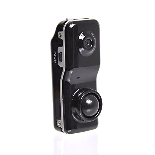 サンコー 人感センサー小型自動録画監視カメラ DMTH007