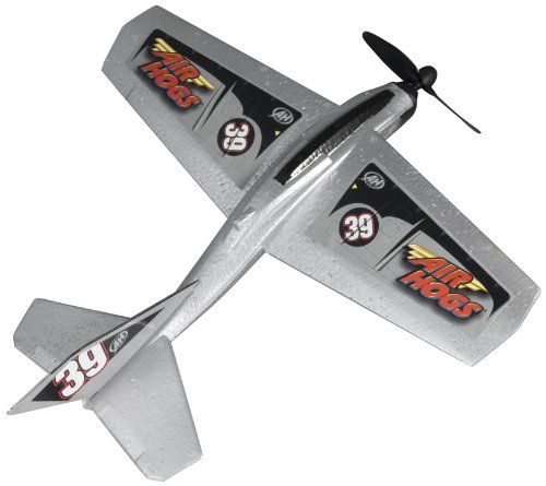 Air Hogs Wind Flyers, Silver - 1