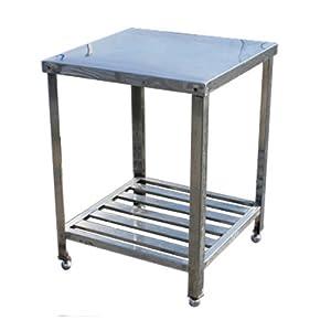wz5801 ステンレス 作業台 調理テーブル 600