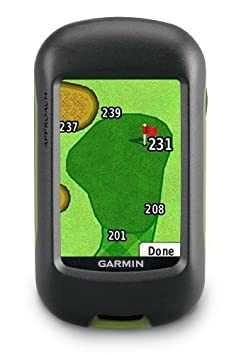 Garmin Approach G3 Waterproof Touchscreen Golf GPS Sport, Fitness