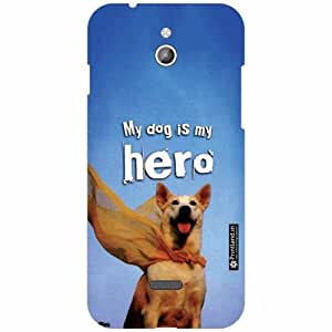Infocus M2 Back Cover - Silicon My Hero Designer Cases