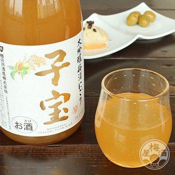 子宝 大吟醸梅酒にごり720ml