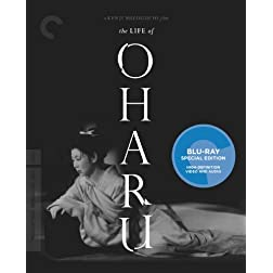 The Life of Oharu (Criterion Collection) [Blu-ray]