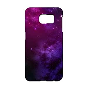 Mobile Cover Shop Glossy Finish Mobile Back Cover Case for SAMSUNG S6