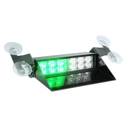 12w led emergency vehicle windshield dash strobe warning light. Black Bedroom Furniture Sets. Home Design Ideas