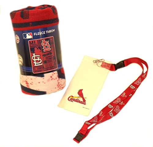 Mlb Licensed St Louis Cardinals Game Day Pack front-905638