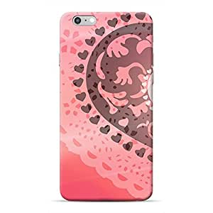 Mobile Back Cover For Apple iPhone 6 Plus (Printed Designer Case)
