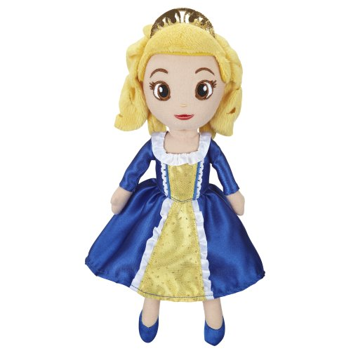 Sofia the First Amber Soft Doll