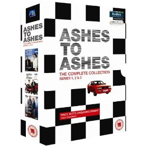 ASHES TO ASHES - THE COMPLETE COLLECTION SERIES 1 TO 3 [NON-USA Format / Import / Region 2 / PAL]