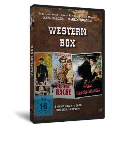 Western Box (Der Besessene / Im Tal der Rache / Land der Verfluchten)