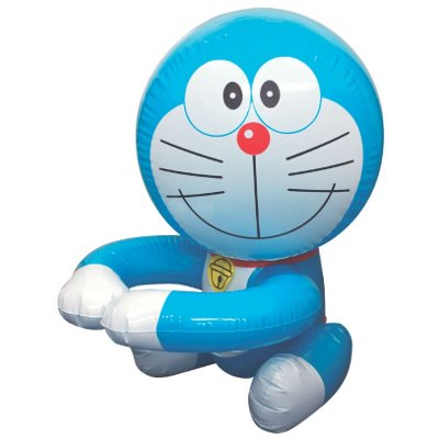Dora Doraemon pickpocket mascot big size [buy / 6]
