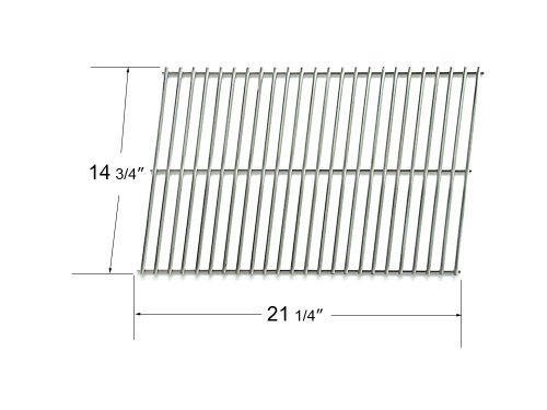 53301 - Char-Broil And Ducane Gas Grill Stainless Steelcooking Grid front-185751