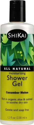 shikai-cucumber-melon-shower-gel-12-ounce-bottle-pack-of-3-by-shikai-beauty-english-manual