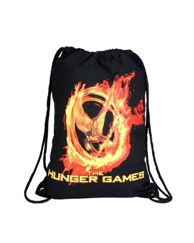 The Hunger Games Movie Bag Sack Poster
