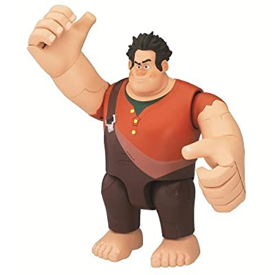 Wreck-it Ralph Wreck-It Ralph Talking Action Figure
