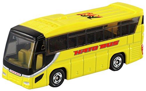 Takara Tomy Tomica #042 Hato Bus - 1