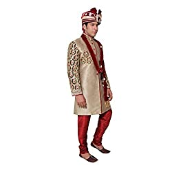 Favoroski Embroidered Sherwani