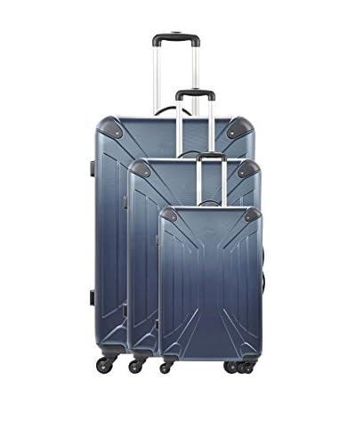 Antonelle Set de 3 trolleys rígidos Kleber