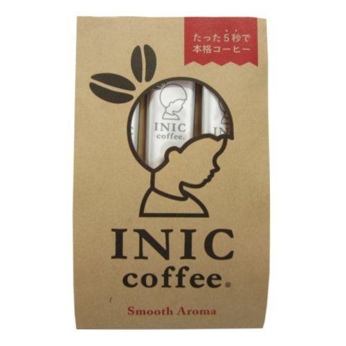 イニックコーヒースムースアロマ4g×3本