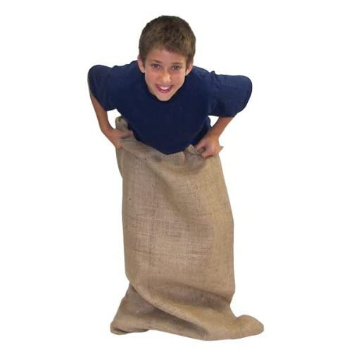 Burlap Potato Sacks 23x40