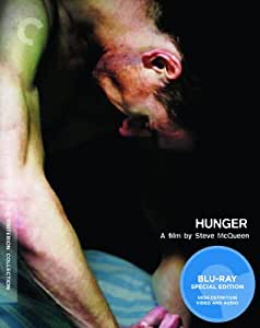NEW Cunningham/fassbender/graham - Hunger (Blu-ray)