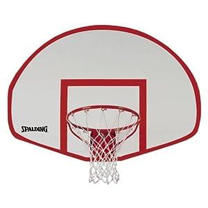 Fiberglass Fan Spalding Basketball Backboard - 54 x 39 by Spalding