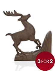 Chatsworth Stag Bookend