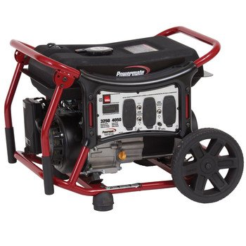 Powermate PM0143250 Generator with Manual Start, 3250-watt PowerMate B00J0461VY