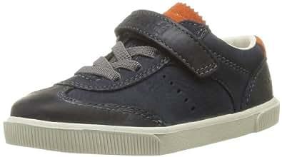 Timberland Slim Cupsole FTK_EK Hookset Camp Ox Bungee with Strap, Unisex-Kinder Sneakers, Blau (BLUE), 27 EU