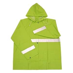 Boss 3PR0350NL Large Fluorescent Green 35mm Rain Jacket