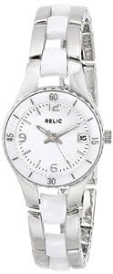 Relic Women's ZR11894 Analog Display Analog Quartz Silver Watch