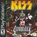 Kiss Pinball - PlayStation