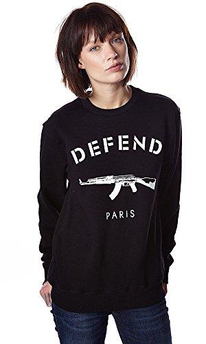 Difendere Paris felpa da uomo