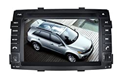 See AupTech 2010-2012 Kia Sorento DVD Player Android System GPS Navigation Radio Stereo Video 2-Din HD Screen With Bluetooth,Wifi,3G,Build in Analog TV and Steering Wheel Control Details