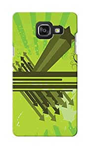CimaCase Arrows Designer 3D Printed Case Cover For Samsung Galaxy A5 2016